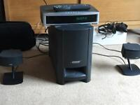 Bose 321gs home entertainment system. Series 2.