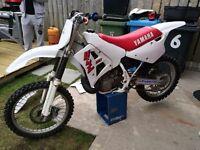 Yamaha yz 250 1991 (Super evo)