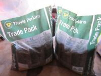 Sand and Stone Ballast Trade Pack – 2 * 25Kg bags RRP £6.40 sell for £4.