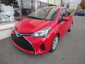 2015 Toyota Yaris Hatchback LE air, vitres, cuise