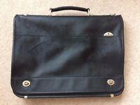 Samsonite Leather folio bag