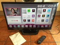 "EXCELLENT 29""LG SMART WIRELESS WIFI,LED FULL HD 1080P TV"