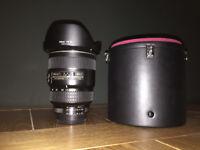Nikon 17-35mm f2.8 Professional lens
