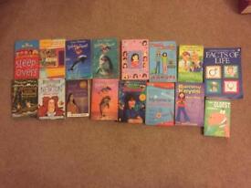 Children's books age 10+