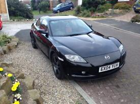 RX8 231 /Top Spec/Bose/59K miles