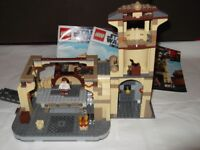Lego - Jabba's Palace - Incomplete