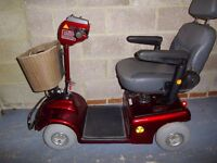 SHOPRIDER 4 WHEEL MOBILITY SCOOTER ( full size ) Swindon. £275