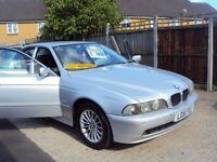 BMW 520i SE – E39 - 5 Series -OLD SKOOL, Future Classic – 2 Former Keepers - £1,199