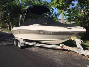 2005 Searay 200 Sports - low hours - 8 seater East Gosford Gosford Area Preview