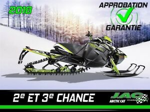 2018 Arctic Cat XF High Country 9000 Limited 153 x 1.75 Défiez n