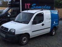 ***fiat doblo spares or repairs £150***