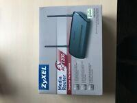 ZyXEL Wifi Router/Modem HUB
