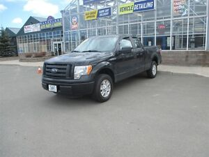 2012 Ford F-150 STX - Stands for Super Truck eXperience