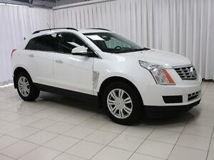 2014 Cadillac SRX WITH HEATED SEATS, TOUCH SCREEN MONITOR, POWER