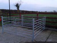 6ft Sheep hurdles gates pens