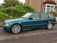 bmw e36 Spares or repair. automatic gearbox problem.