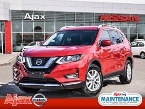 2017 Nissan Rogue SV*Alloys*Sunroof*Bluetooth*FWD