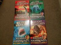 Children's books by Richard Hammond x4