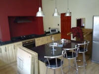 Great en-suite room in fantastic professional house share