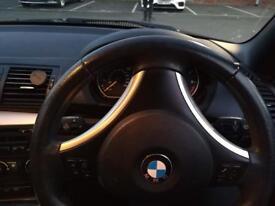 BMW black sport 118i petrol