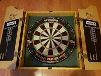 Unicorn dart board, (phil taylor)
