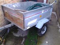 small erde 4x4 trailer
