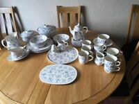BHS Bristol Blue Table Ware - Bargain Mixed Lot