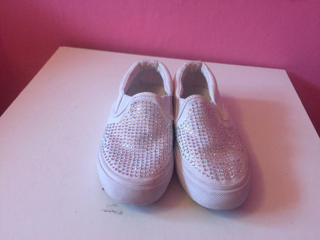 Little girls Lelli kelly shoes
