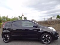(2013) NISSAN NOTE 1.4 N-TEC+ BLACK 1 LADY OWNER/VERY LOW MILEAGE/FULL DEALER HISTORY/TOP SPEC MODEL