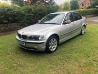 2002 52 PLATE BMW 320d AUTO SE