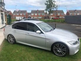 BMW 330d M-Sport Swap Or Px