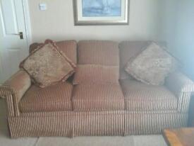 sofa 3 2 1 sofa excellent condition
