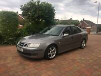 Late 2004 Saab 93 9-3 1.9 TID Vector 150bhp full years MOT