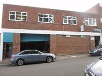 WAREHOUSE TO RENT * 6500 SQ FT * VERY GOOD CONDITION * EMILY STREET DIGBETH * AVAILABLE IMMEDIATELY