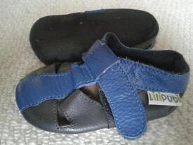 Liliputi barefoot shoes size 3