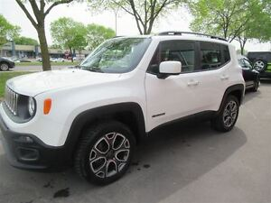2015 Jeep Renegade North 4X4*HEATED SEATS*REMOTE START