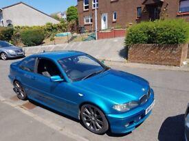 BMW 3 Series 2.0 320Cd Sport 2dr Atlantis Blue