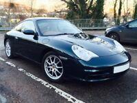 Porsche 911, 996.2, Carrera 2, 3.6, Manual, Coupe