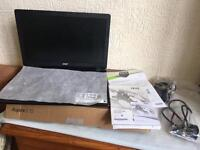 ACER E15 super fast high spec latest 1000GB 7 hr long battery boxed excel condition NO OFR