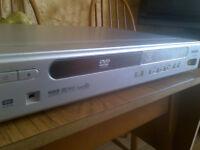 Yamada DVD Player DVD Disk Recorder Writer with internal Hard Drive