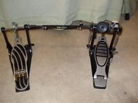odd couple double pedal