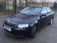 PCO CARS HIRE RENT-OCTIVA 2013 DIESEL 1.6 £125 PER WEEK