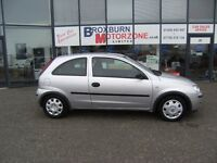 2005 05 VAUXHALL CORSA 1.2 LIFE CDTI 16V 3d 70 BHP **** GUARANTEED FINANCE ****