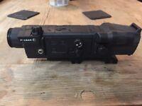 Pulsar N750 rifle scope, night vision