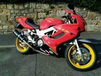 2001 VTR 1000 Firestorm