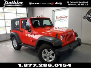 2013 Jeep Wrangler Sport | MANUAL | HARD TOP | BLUETOOTH |