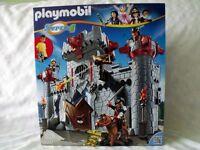 Playmobil 6697 Super 4 Kingsland Take Along Castle ( BRAND NEW) BOXED