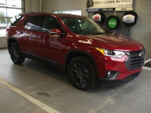 2019 CHEVROLET TRAVERSE 3.6L AWD RS (2LT)
