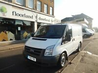FORD TRANSIT SHORT WHEEL BASE 2010 10 PLATE 112K MILES CLEAN VAN CHEAP £4750 PLUS VAT