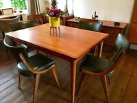 Vintage Chairs Mid Century Ben Chairs